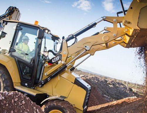 A gépi földmunka komplett kivitelezése